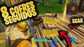 FORTNITE - LA SUPER UBICACIÓN DE COFRES / THE SUPER LOCATION OF CHESTS