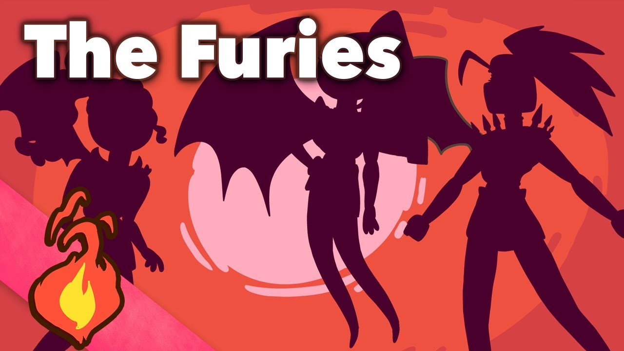 Download The Furies - Divine Vengeance or Justice?  - Extra Mythology