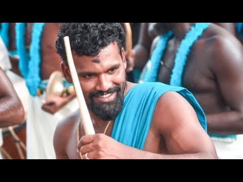| Ummachan Umesh  Power Boosting Performance | PONNAN BLUE MAGIC- Team NaraHari - Anayadi 2018