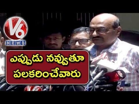 Director Kodandarami Reddy Pays Condolences To Vijaya Nirmala | V6 News