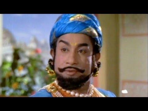Bhakta Tukaram Scenes - Shivaji Send Gifts To Tukaram - ANR, Sivaji Ganesan
