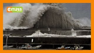 35 people killed, 17 reported missing in Japan typhoon