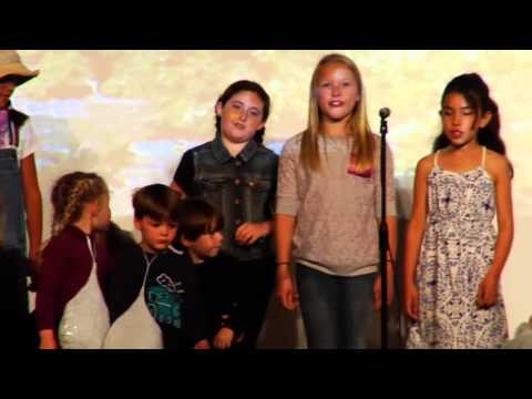 The Montessori School of Ojai presents Wild Water by Rebecca Comerford HD