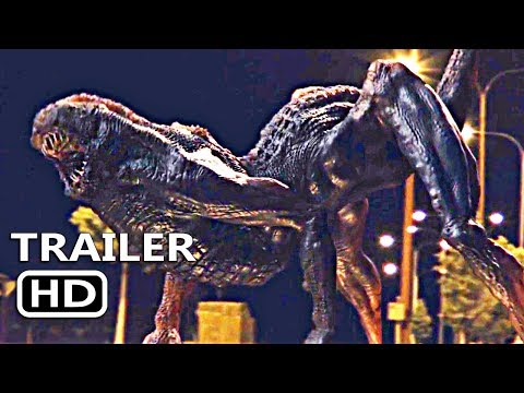 THE DUSTWALKER Official Trailer (2020) Sci-Fi Horror Movie