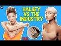 Halsey VS Male Artists & Ariana's Hilarious Tattoo Fail