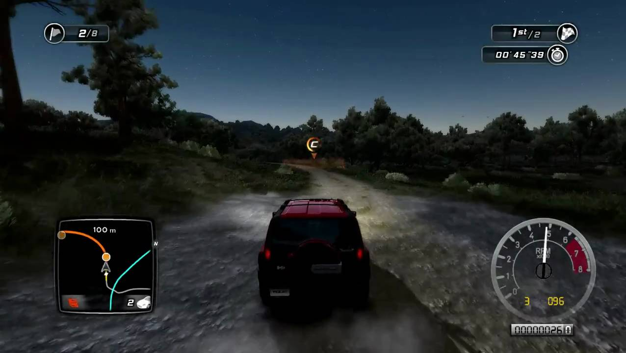 Hummer 4x4 Off-road TDU2 Gameplay 720p HD. - YouTube