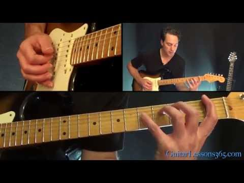 Sister Christian Guitar Lesson - Night Ranger
