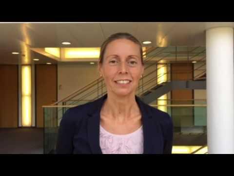 B20 Germany Sherpa, Dr. Stormy-Annika Mildner says hello