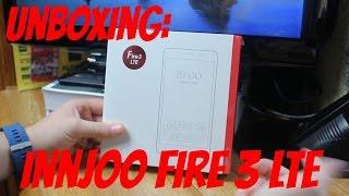 Innjoo fire 3 LTE Unboxing en Español