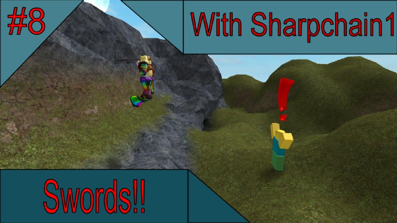 Roblox Scripting Tutorials #8: Swords and Animations!