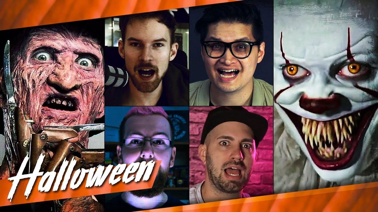Was macht Dir Angst? - Halloween Beichte