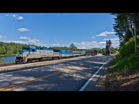 HD: Chasing the Saratoga & North Creek Railway