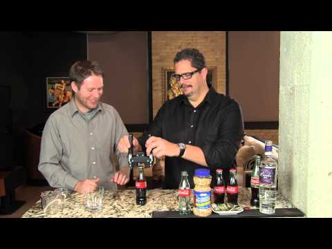 Rum & Coke: the Cocktail Dude's way