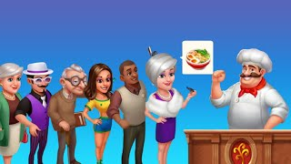 Chef DC 🥪+☕ : Cooking City: chef, restaurant & cooking games Android Gameplay screenshot 2