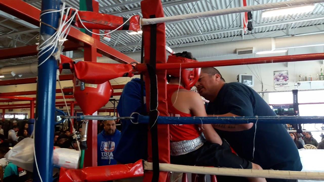 Fighting in aurora a A1 gym