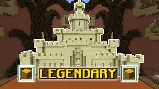 GETTING ALL LEGENDARIES! (Minecraft Build Battle)