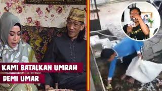 Melly Goeslaw dan Anto Hoed  Rela Batalkan Umrah!! Demi Umar ART Nike Ardilla
