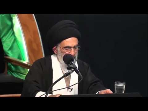 فضل الصلاة على محمد وآل محمد - السيد هادي المدرسي 1435هـ
