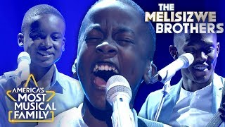 """The Melisizwe Brothers Perform """"7 Years"""" by Lukas Graham 