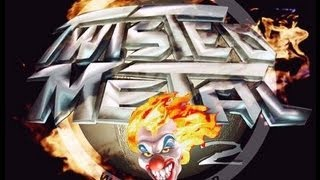 Classic PS1 Game Twisted Metal 2 on PS3 Upscaled to HD 1080p