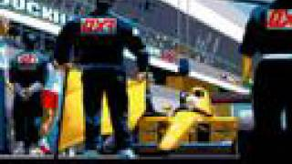 Formula one Grand Prix - Intro. Commodore Amiga.