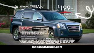2014 Buick Verano and GMC Terrian Prices Sumter, SC Jones Buick GMC