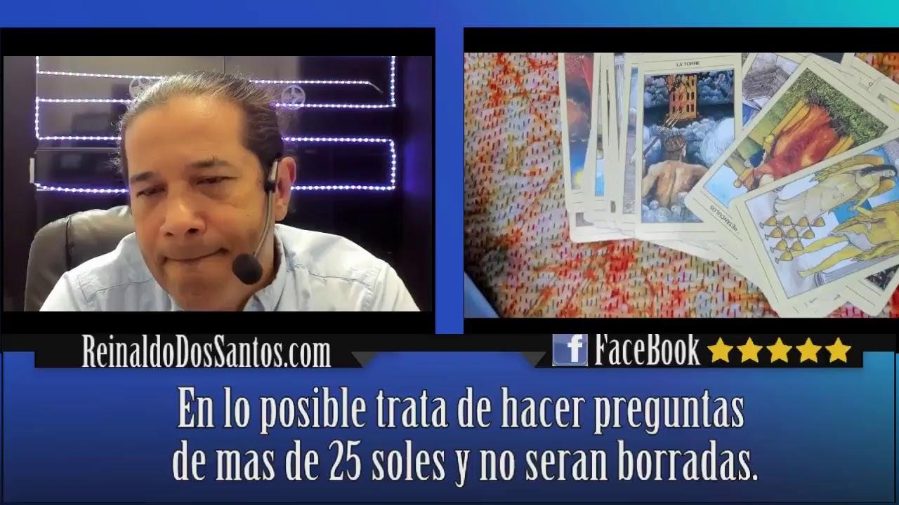 Quiero Saber Si  23-10-20 Predicciones de Reinaldo dos Santos