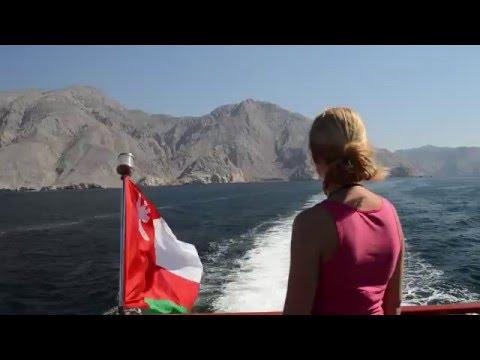 Travel video - MSC Cruise Dubai, Oman & Abu Dhabi (The United Arab Emirates)