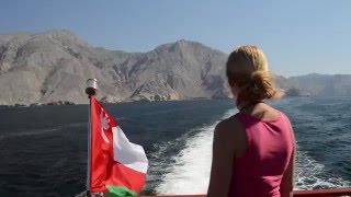 Travel video - MSC Cruise Dubai, Oman & Abu Dhabi (The United Arab Emirates)