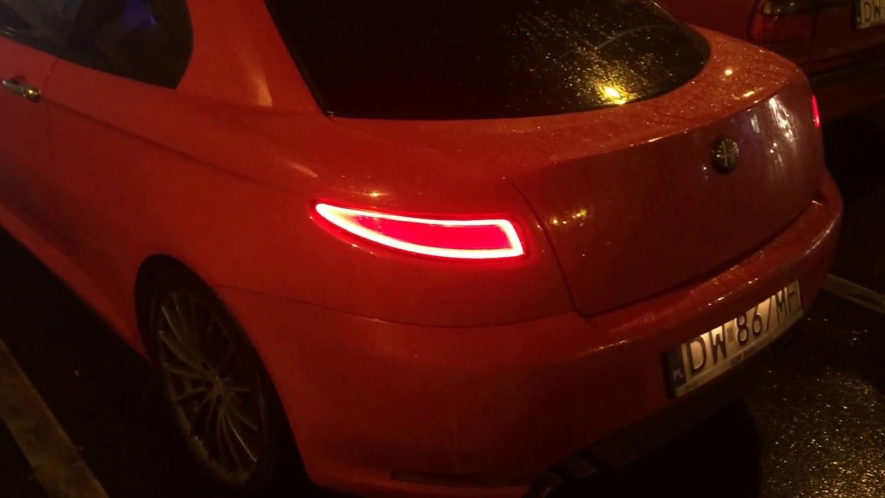 Alfa Gt Led Tail Lamps
