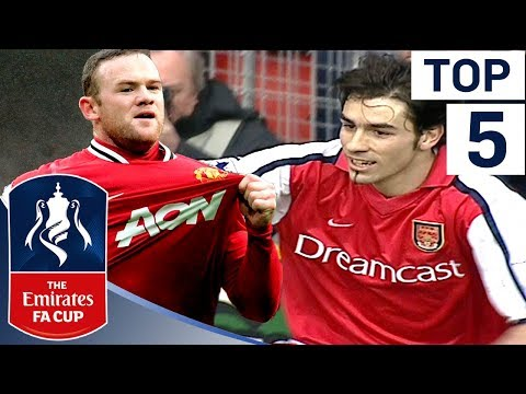 The Best FA Cup Derbies! | NEW Emirates FA Cup Channel!