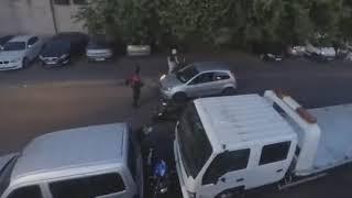 ils tentent de voler une moto et vont salement le regretter ! 2018