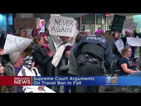 Supreme Court Reinstates Parts Of Travel Ban