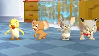 tom and jerry war of the whiskers ✦ funny cartoon game for kids ✦ chicken ✦ jerry ✦ little mouse ✦ p