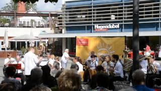 Das Blasorchester Cottbus bei Guten Morgen Cottbus #21