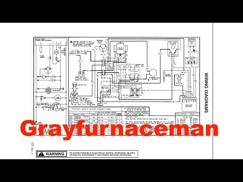 How To Read Electric Diagrams For HVAC  Overview