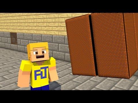 The Crack kid - Minecraft animation