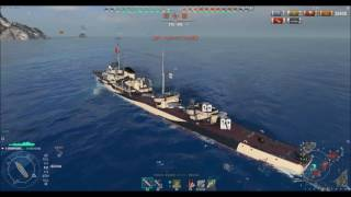 元鋼鉄艦長が乗るWoWs@駆逐艦グレミャーシチイで行くver32