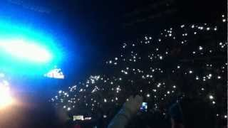 Swedish House Mafia ONE LAST TOUR Montreal Intro by AN21