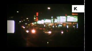 1970s Seedy New York at Night, Home Movies