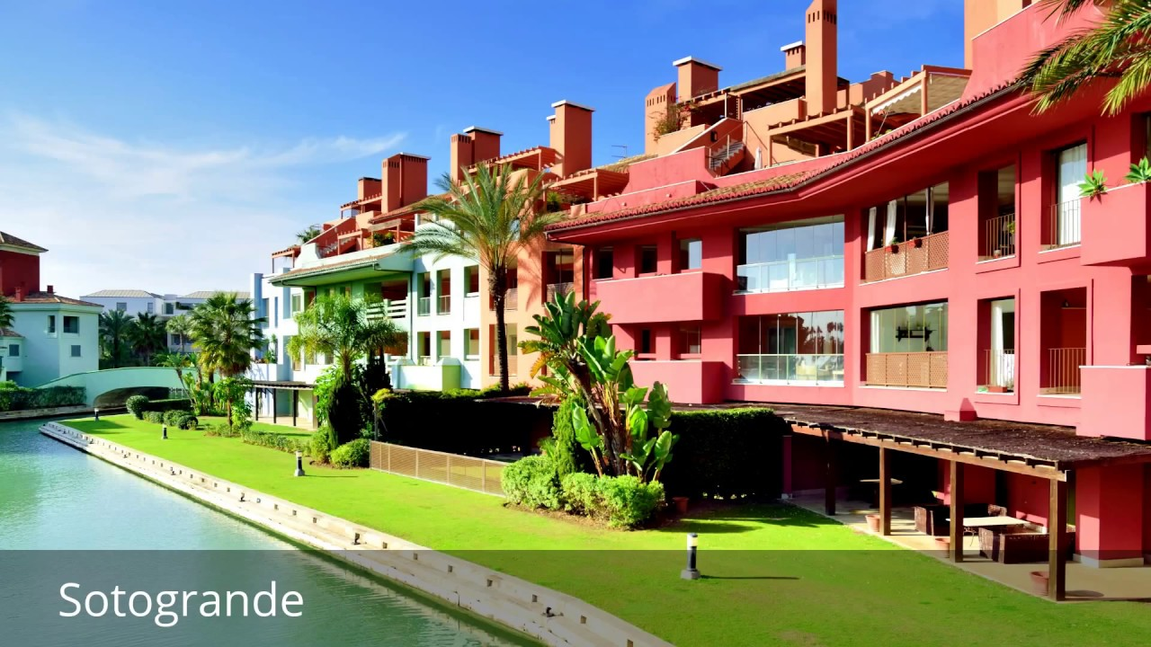 places to see in sotogrande spain youtube