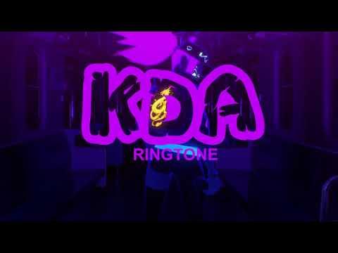 K DA POP STARS ft Madison Beer, GI DLE, Jaira Burns Official Ringtone