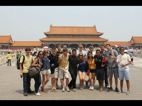 Georgia Tech China Summer Program 2011 Slideshow p(1/3)