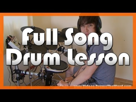 ★ Smells Like Teen Spirit (Nirvana) ★ Drum Lesson PREVIEW | How To Play Song (Dave Grohl)