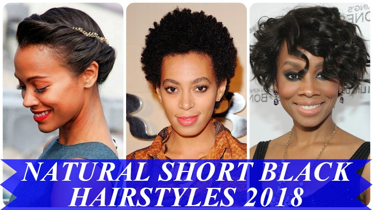 20 amazing ideas about hairstyles for short natural african american
