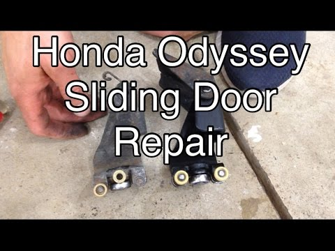 How To Fix A Honda Odyssey Automatic Sliding Door That