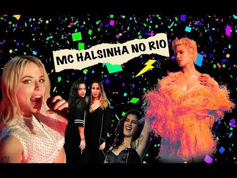 Conheci a Lauren Jauregui e fui no show da Halsey no Rio de Janeiro  VLOG