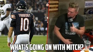 What's Going On With Mitch Trubisky?