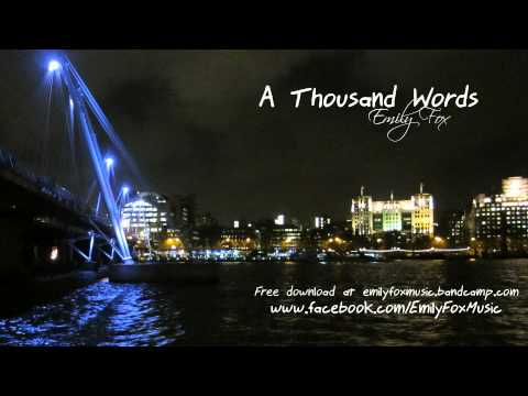 A Thousand Words - Original Song (Free Download)
