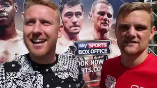 'KELL BROOK TO WIN IN GREAT FASHION!' - STEFY BULL & ANDY TOWNEND TALK KAYS CLASH & BROOK v SPENCE